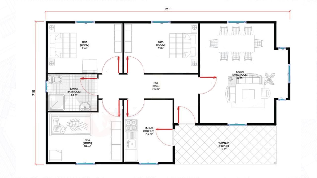 84-m2-tek-katli-prefabrik-ev-tip2