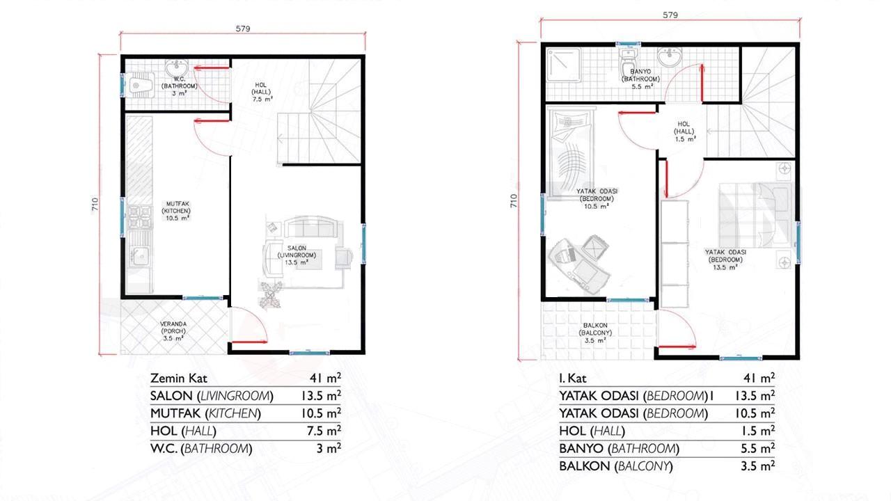 82-m2-2-katli-prefabrik-ev