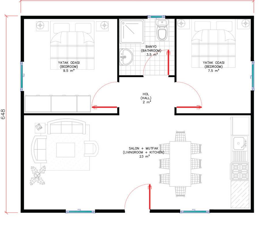 50-m2-tek-katli-prefabrik