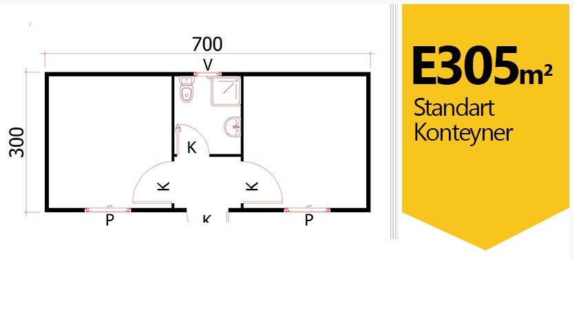 Konteyner-E305